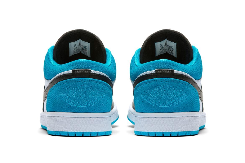 Air Jordan 1 Low Se Laser Blue Release Info Hypebeast