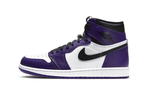 "Take an Official Look at the Air Jordan 1 Retro High OG ""Court Purple"""