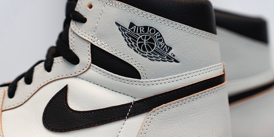 Air Jordan 1 Retro High Og Light Smoke Grey First Look Hypebeast