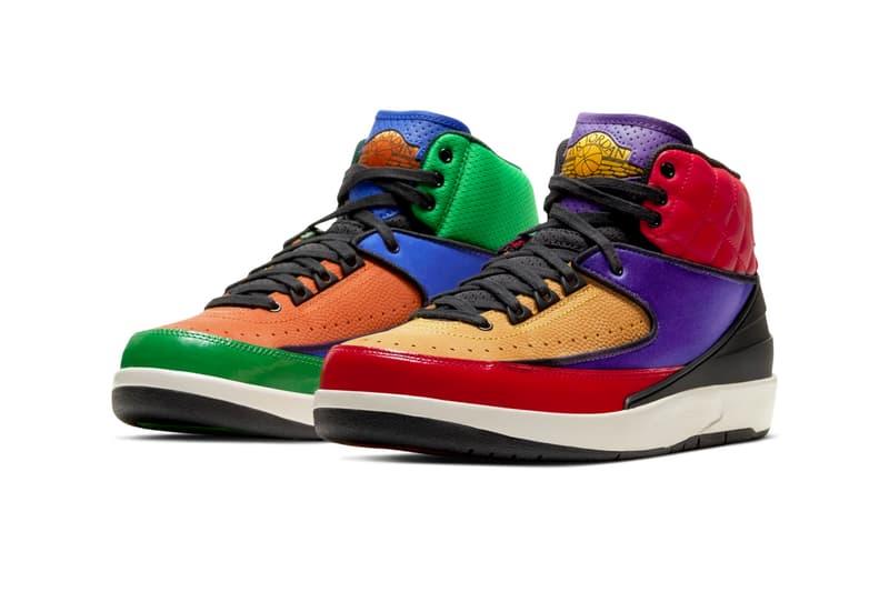 poco una vez Continuo  Air Jordan 2