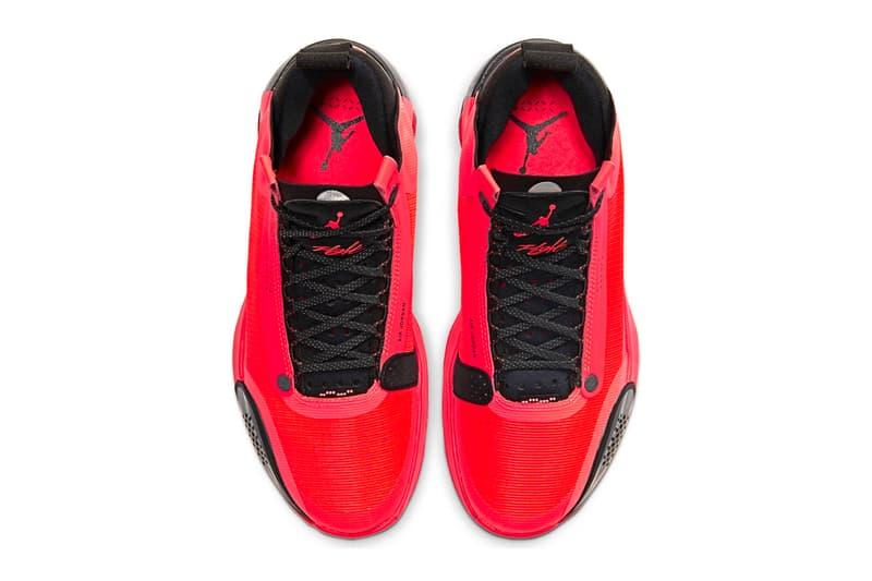 Air Jordan 34 Infrared 23 Release sivasdescalzo Info Buy Price
