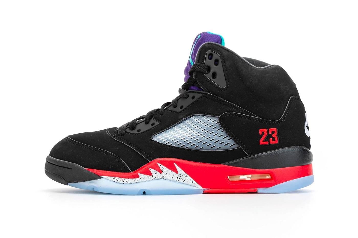 """Air Jordan 5 """"Top 3"""""""