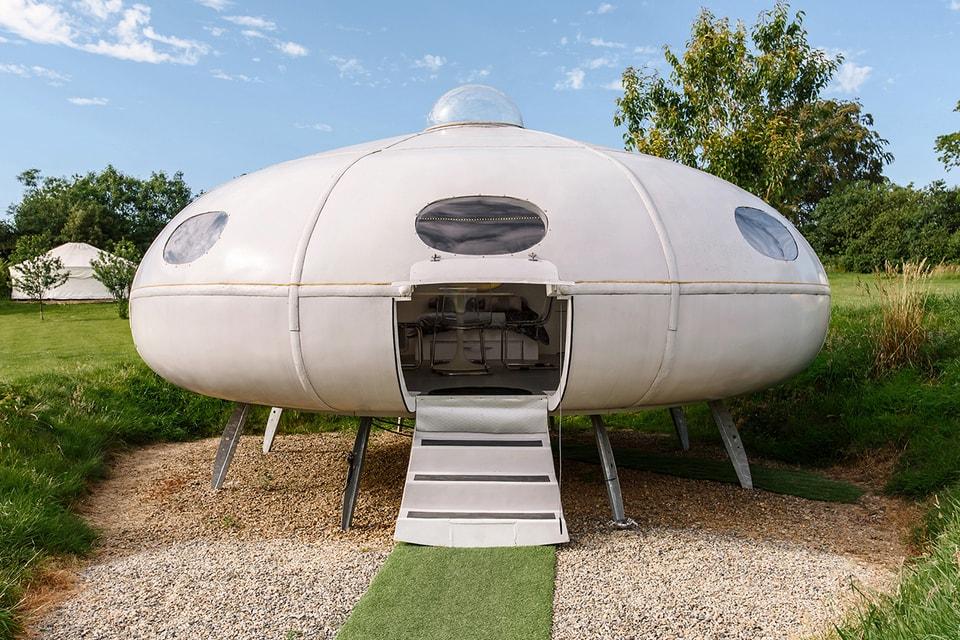 Airbnb Launches Fund for World's Weirdest House Designs