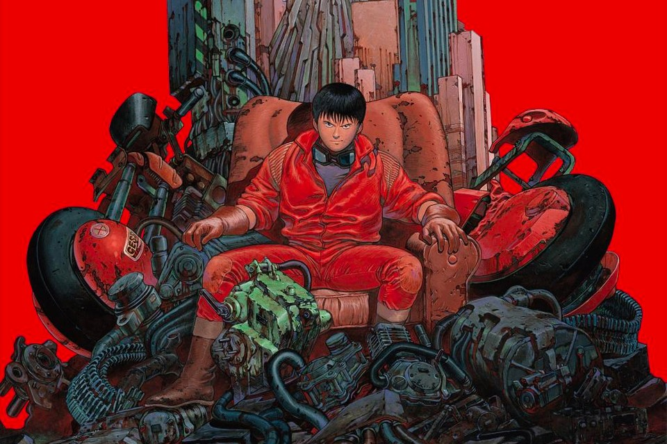 AKIRA Experience Neo Tokyo In IMAX Promotional Poster
