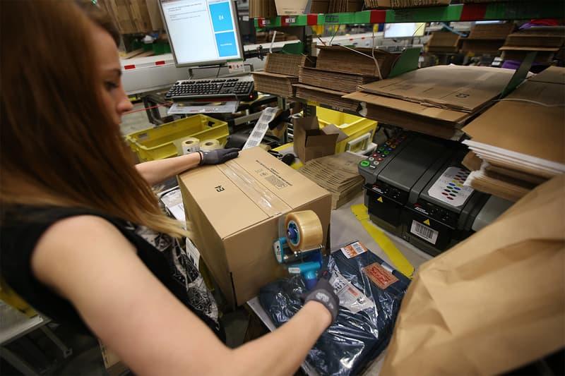 amazon jeff bezos coronavirus increased demand employment 100000 jobs positions open increased demand workforce warehouse delivery network