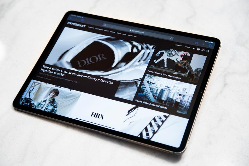 """Apple iPad Pro 12.9"""" Tablet Closer Look PC Laptop Replacement"""