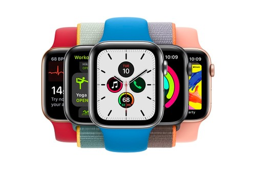 Apple Releases Spring-Ready Watch Bands