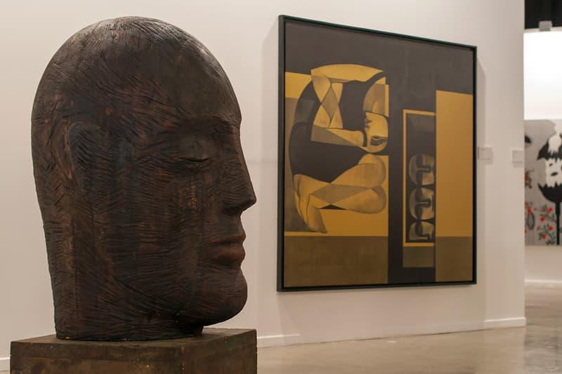 Art Dubai Fair 2012 Sixth Edition Installation Sculpture