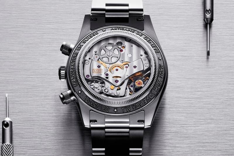 Artisans de Genève Albino Project Daytona Eric Clapton 6263 Watches Swiss Made timepiece wristwatch movement cosmograph