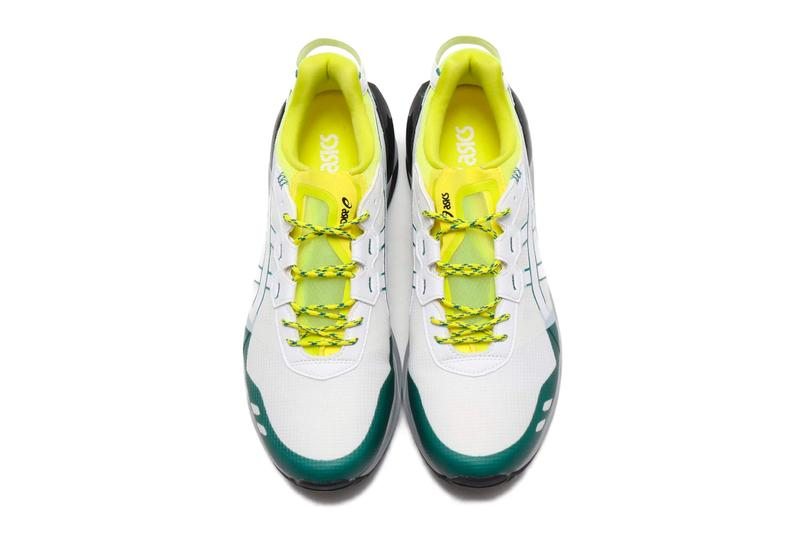 ASICS GEL Lyte XXX WHITE Y WHITE FSCR 1021a263 101 1021a263 102 menswear streetwear shoes sneakers footwear trainers runners spring summer 2020 collection japanese