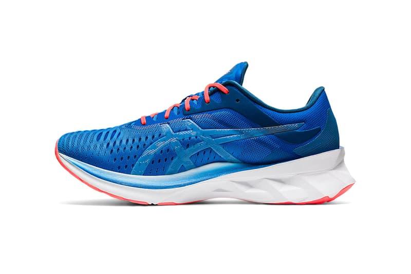 asics novablast running shoe release date info photos price colorway