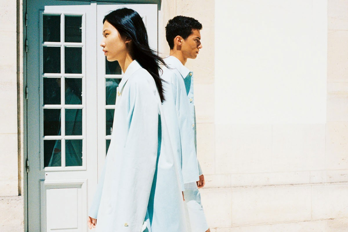 Emerging Japanese Fashion Brands to Know Auralee