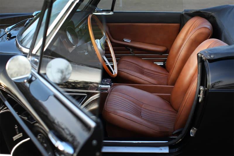 auxietre schmidt 1966 ferrari 275 gts vintage cars pininfarina collection luxury performance vehicle coachbuilder