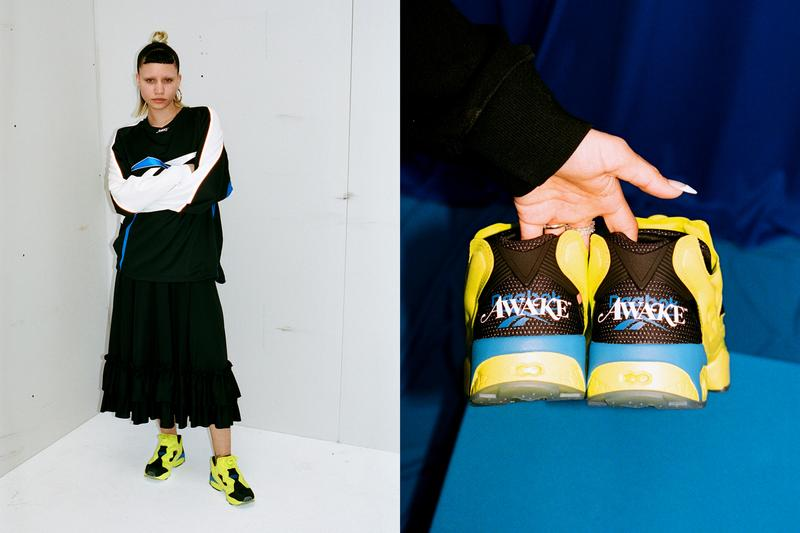 Awake NY x Reebok Classics Footwear & Apparel Capsule workout lo plus instapump fury hockey jersey tracksuit drop date info price where to find cop