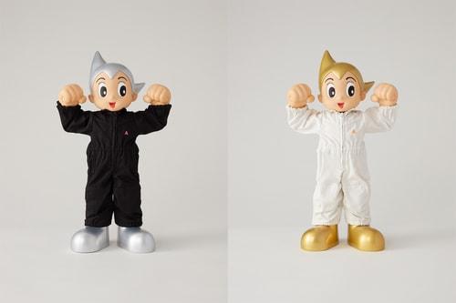AMBUSH & BAIT Collaborate On 'ASTRO BOY AMBUSH' Figure