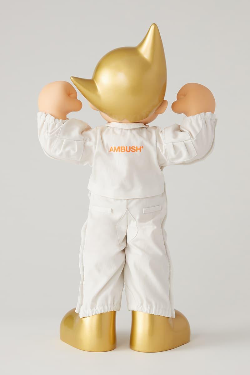 BAIT AMBUSH ASTRO BOY AMBUSH Figure Release Info Date Buy Price YOON Ahn Osamu Tezuka Verbal