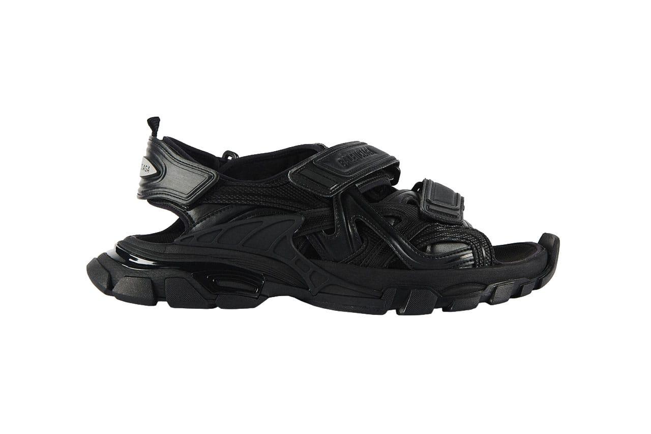 Balenciaga Track Sandal Sneaker Spring