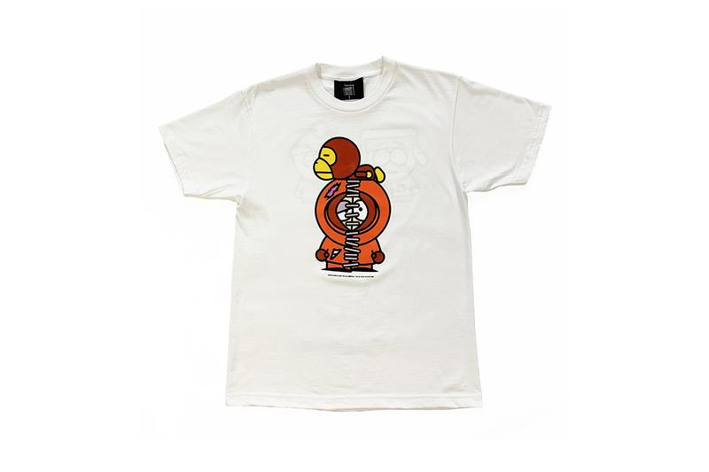 """'South Park' by Baby Milo by A BATHING APE by Bandulu Street Couture BAPE Bootleg Real-Fake T-shirts Drop Information First Look Graphics """"YOU KNOW IT'S REAL IF IT'S FAKE!!!"""""""