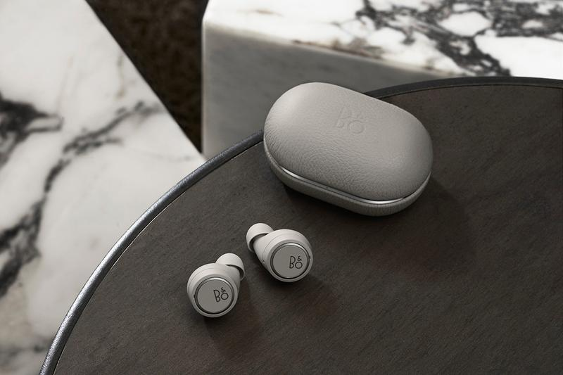 "Bang & Olufsen Beoplay E8 3.0 ""Grey Mist"" Release Information Launch Earphones Technology Noise Cancellation 3D Modelling 35 Hours Playtime Leather Case"