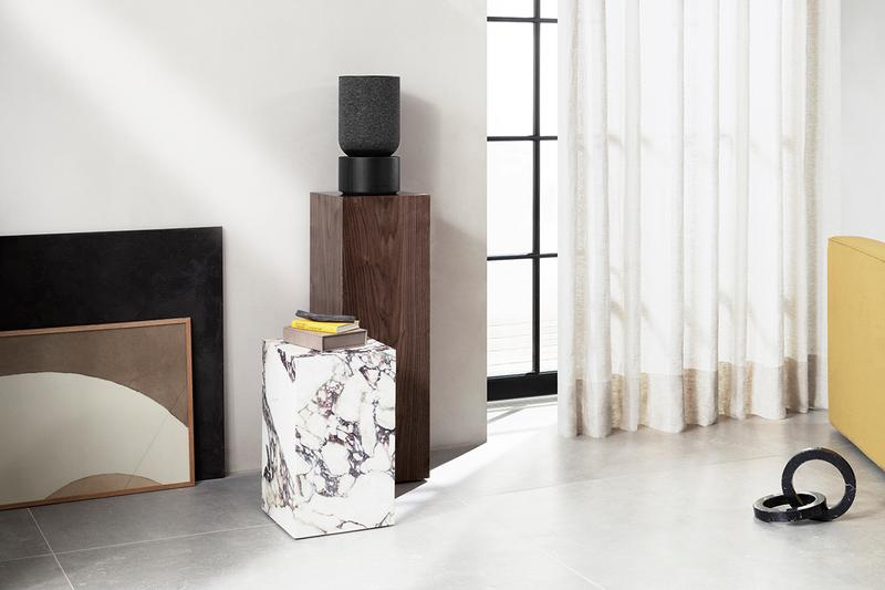bang olufsen beosound balance speaker release information benjamin hubert layer buy cop purchase