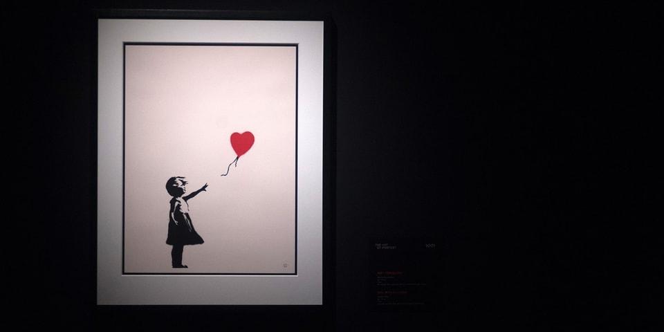 Banksy's Sotheby's Auction Brings in $1.4 Million USD Despite Coronavirus