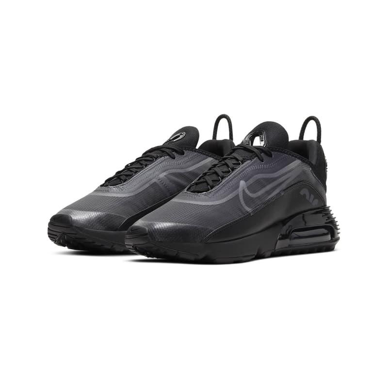 "Nike Air Max 2090 ""Triple Black"" Release 2020 Where to Buy"