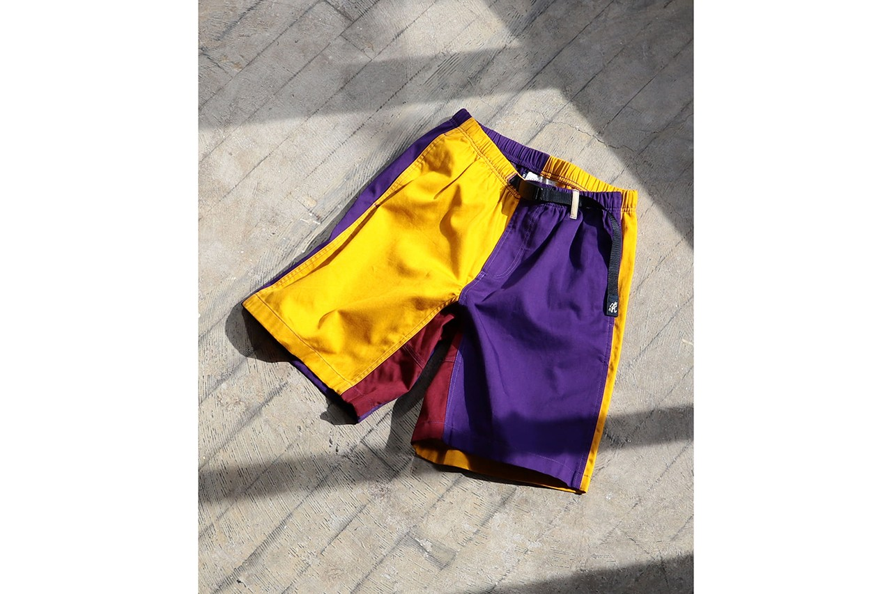 BEAMS x Gramicci Bespoke Shorts Capsule Collection Release Information Drop Date Tie-Dye Crazy G All Conditions Hiking Trend Custom Rework Two-Tone Spring Summer 2020 SS20