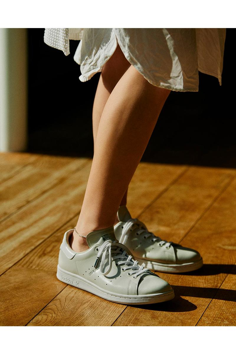 BEAUTY YOUTH adidas Stan Smith Lookbook tennis shoes menswear streetwear footwear sneakers kicks runners trainers court spring summer 2020 collection capsule japanese designer