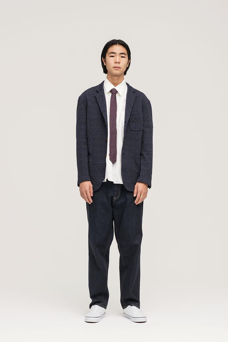 BEDWIN & THE HEARTBREAKERS x BYBORRE Inside Collaboration apparel ma-1 jacket blazer bomber release date info japan
