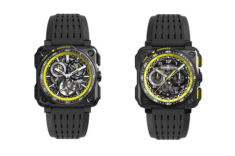 bell ross watches accessories renault f1 team formula 1 racing collection collaboration chronograph tourbillon