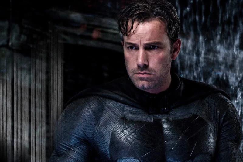 ben affleck gq interview batman dc comics warner bros quit role dceu v superman