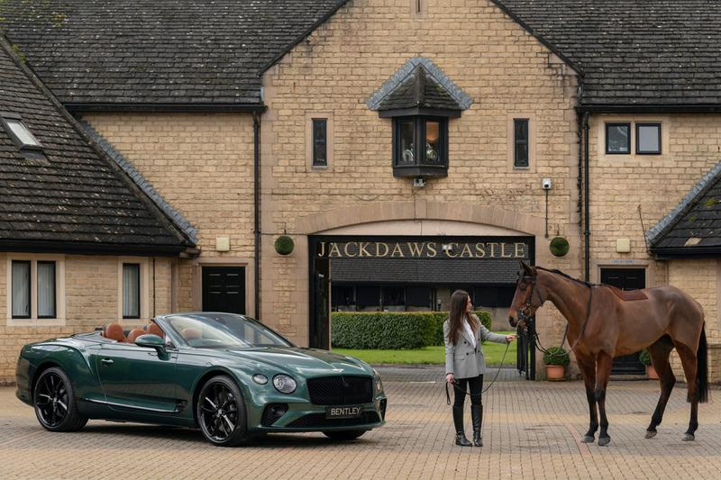 bentley mulliner equestrian edition continental gt convertible collections portfolio release custom exclusive luxury