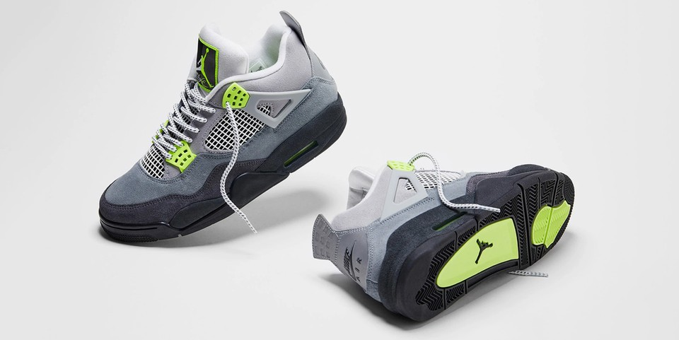 An Air Max-Inspired Air Jordan 4 Invigorates This Week's Best Footwear Drops