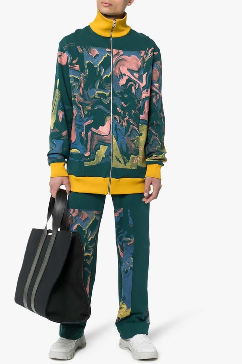 Butterfly Cafe Organic Cotton Windbreaker Jacket