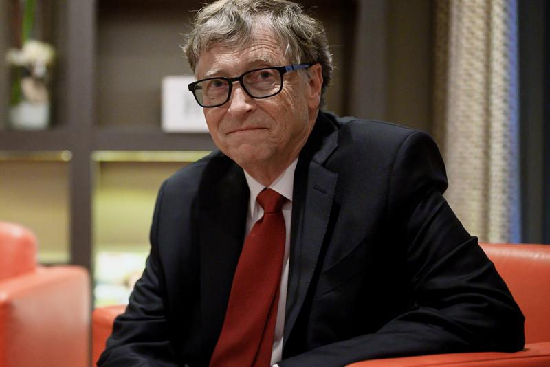 Bill Gates Donates 50 Million USD Coronavirus COVID 19 Treatments business mogul wealthy melinda gates foundation charity philanthropy William Henry Gates III magnate software developer