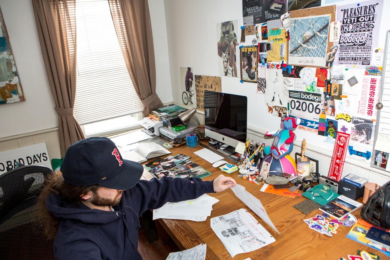 Bodega Staff Work From Home Style, Interview, Advice quarantine coronavirus covid 19 isolation
