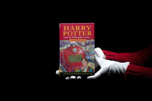 'Harry Potter and the Philosopher's Stone' Signed First Edition Sells for $152,000 USD
