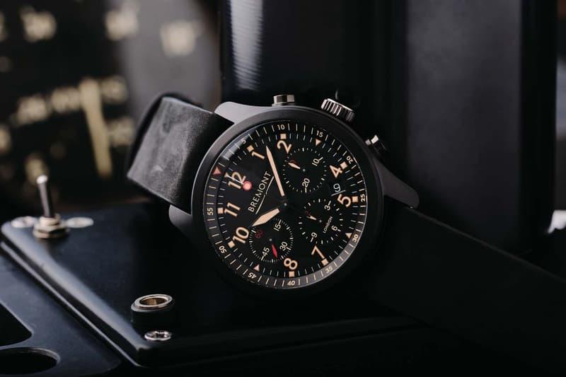 bremont alt1 p2 jet watch 2020 collection dlc coating