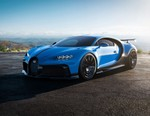 Bugatti Builds a Chiron Pur Sport Designed to Tackle Corners
