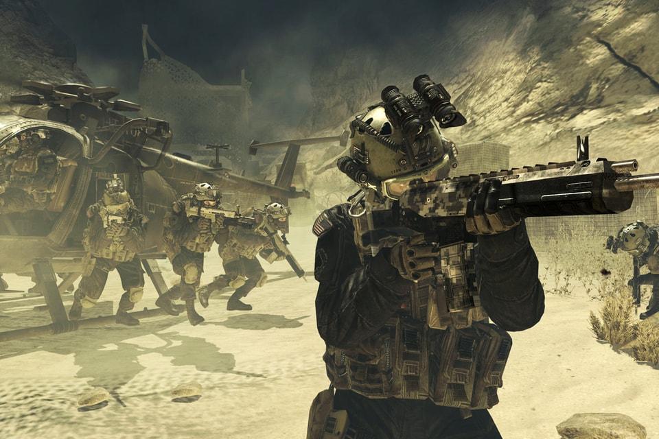 Call Of Duty Modern Warfare 2 Remaster Trailer Hypebeast