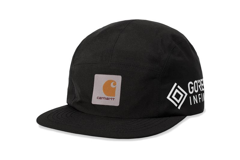 Carhartt WIP GORE-TEX Infinium SS20 Capsule collection collaboration jacket zip hat cap spring summer 2020 release date info buy