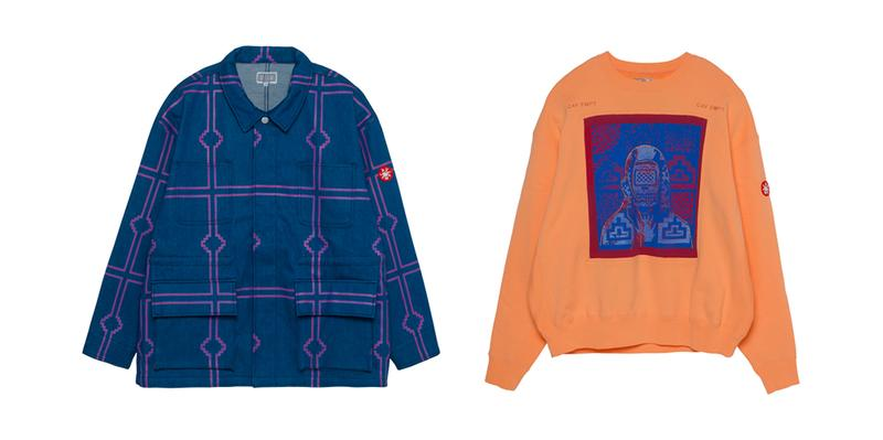 Cav Empt Drop 7 Spring/Summer 2020 Collection SS20 sk8thing toby feltwell release info buy now FRAME WORK JACKET POTENTIALITIES BUTTON JACKET MODULE BIG SHIRT DIAL CUT CREW NECK FLAT PULLOVER CASUAL HALF ZIP PULLOVER STRIPE LOOSE WAFFLE KNIT YOSSARIAN PANTS #3 COMMODITY FICTION T MODULE BUCKET HAT