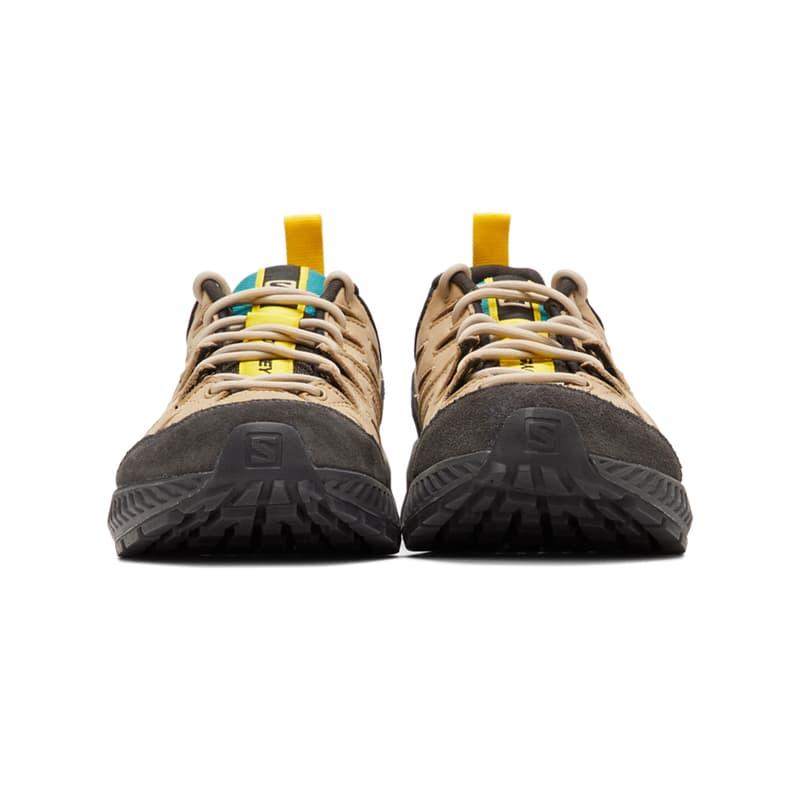 "Salomon Odyssey Advanced Sneakers ""Safari/Shad"" Release 2020 Where to Buy"