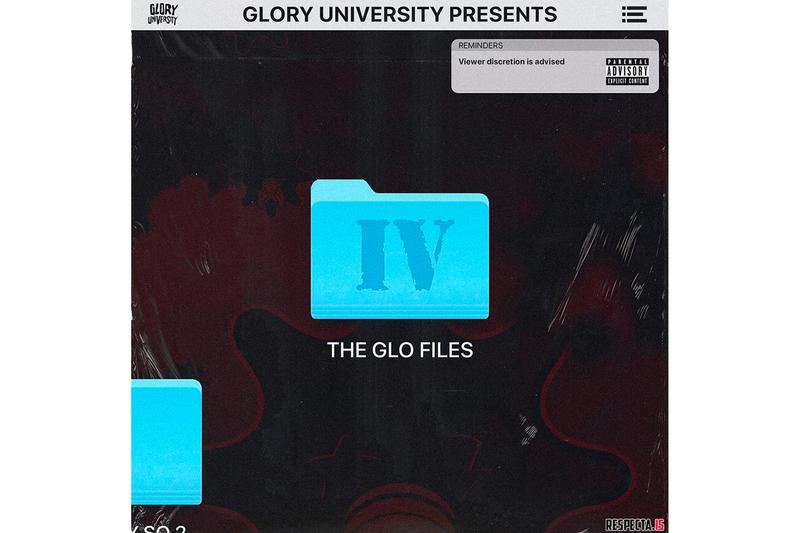Chief Keef 'The GloFiles (Pt .4)' Mixtape Stream chicago hip-hop dril OFF WIT HIS HEAD listen now spotify apple music