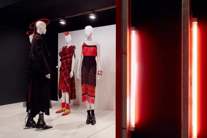 collecting comme ngv melbourne virtual tour rei kawakubo fashion designs clothing