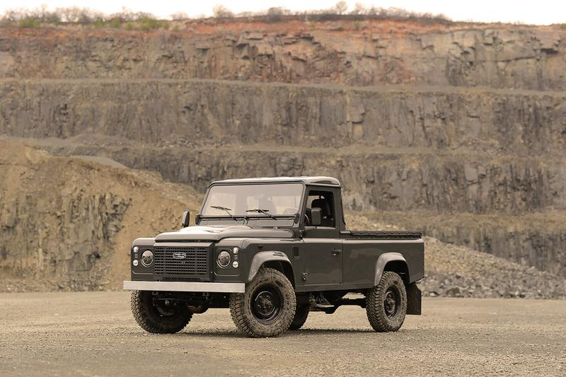 commonwealth classics 1990 land rover defender 110 refurbished rebuilt vintage trucks classic