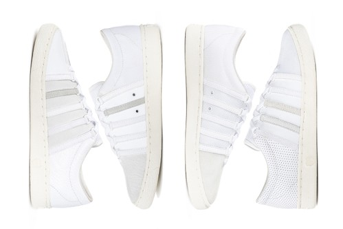Commonwealth's Multi-Material K-Swiss Classic 66 Mixes Suede, Leather, Synthetic & Textile