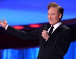 Conan O'Brien Continues Shooting Show With an iPhone