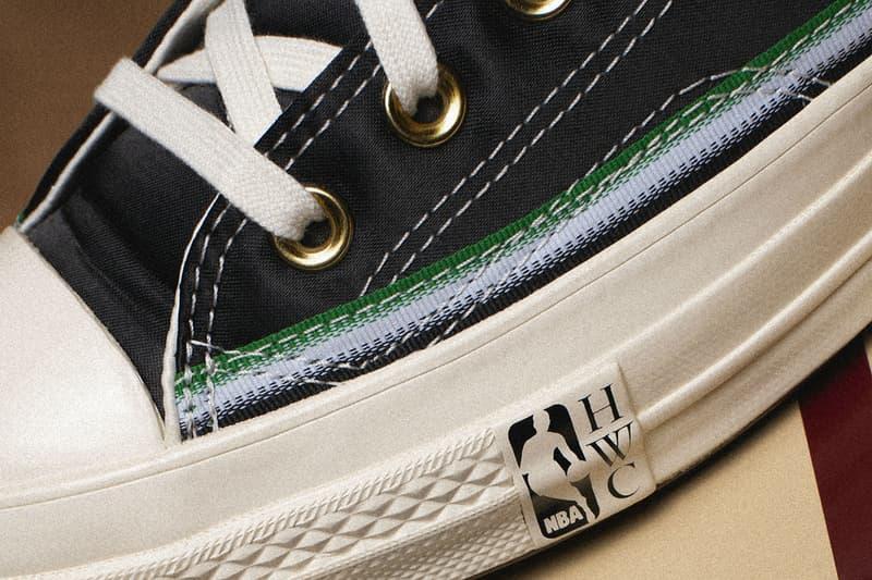 Converse Chuck 70 Capitols Black Colorway Hardwood Classic NBA