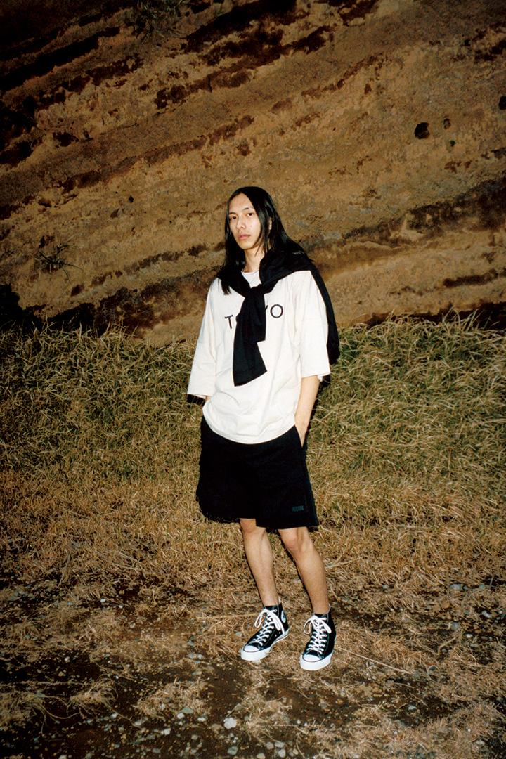 Converse Tokyo Spring Summer 2020 Lookbook menswear streetwear japan designer facetasm japanese jackets hoodies t shirts graphics tees shorts collection shoes footwear